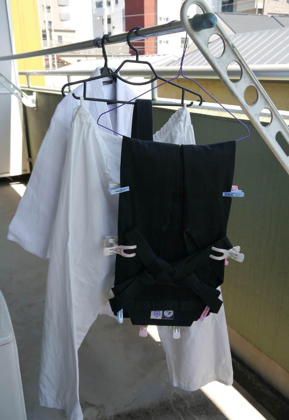 comment laver kimono