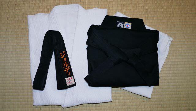 Entretien hakama dogi et ceinture