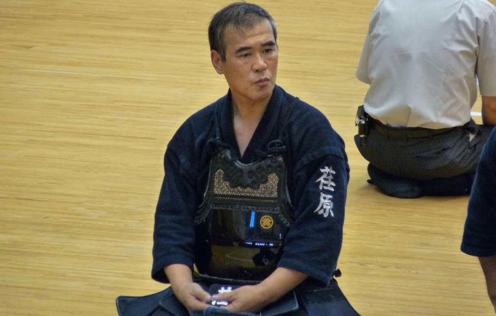Temps de préparation (méditation) avant Shiaï de Kendo