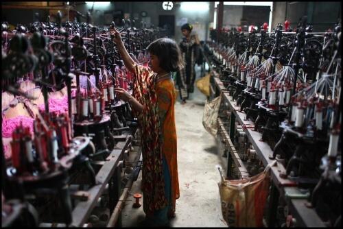 Travail enfant bangladesh