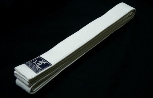 Ceinture d'Aikido Haut de Gamme Souple