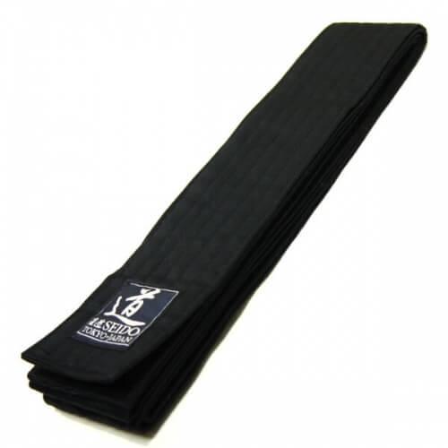 Ceinture large type Iaido, conçue pour l'Aikido